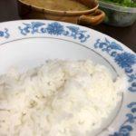 タイ米を鍋で炊こう ~かんたん、おいしい~
